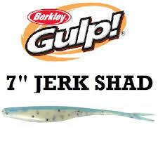 """#8-Berkley-Gulp-7""""-jerk-shad"""